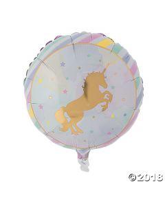 Unicorn Sparkle Mylar Balloon