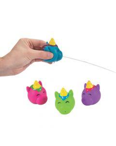 Unicorn Squirt Toys
