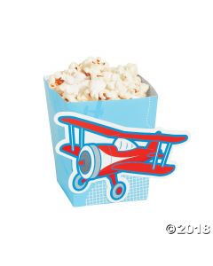 Up & Away Popcorn Boxes
