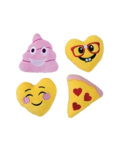 Valentine's Day Plush Emojis