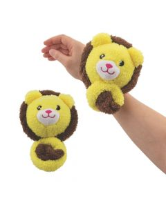 Wearable Pom Pet Stuffed Lions