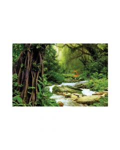 Wild Encounters VBS Jungle Backdrop