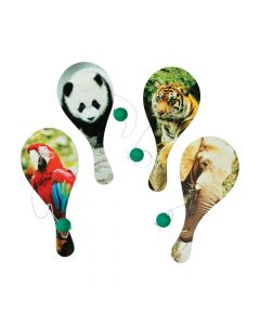 Wildlife Paddleball Games