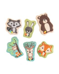Woodland Party Stuffed Animals