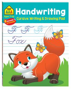Workbooks-handwriting Cursive Writing and Drawing