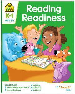Workbooks Reading Readiness