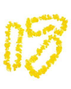 Yellow Flower Leis