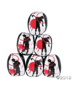 Zombie Kick Balls