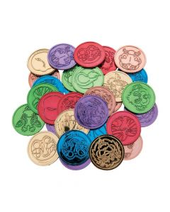 Zoo Animal Coins