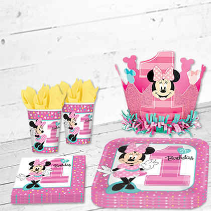 Girls Birthday Party Supplies Themes