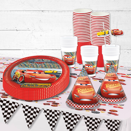 Boys Birthday Party Supplies