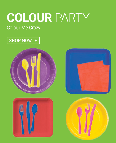 Colour Partyware