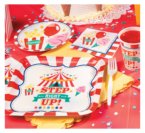 Big Top Circus Party Supplies