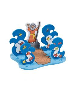 3D Floating Parting of the Red Sea Craft Kit