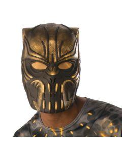 Adult's Marvel Black Panther Killmonger 1/2 Mask