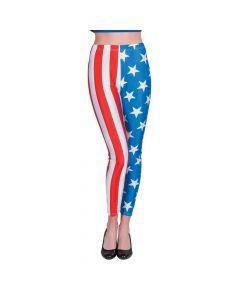 Adult's Patriotic Leggings