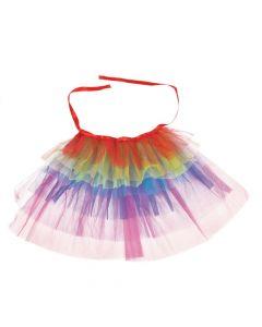 Adult's Rainbow Bustle