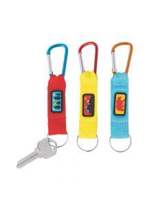 Adventure Carabiner Keychains