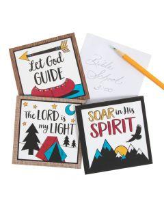 Adventure in Faith Notepads