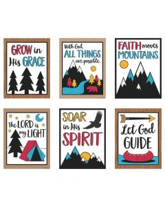 Adventure in Faith Posters