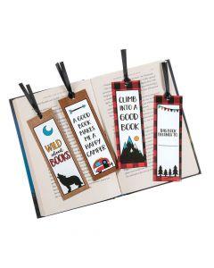 Adventure Laminated Bookmarks