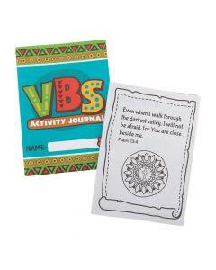 African Safari VBS Activity Journals