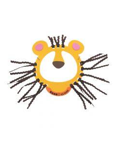 African Safari VBS Lion Mane Mask Craft Kit