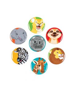 African Safari VBS Mini Buttons