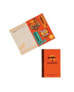 African Safari VBS Passport Sticker Books