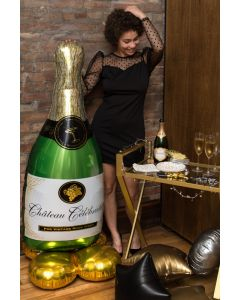 Airloonz Bubbly Wine Bottle