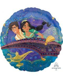 Aladdin Foil Balloon