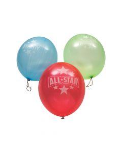 All-Star Punch Ball Balloons