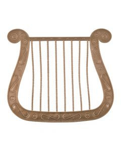 Angel Harp Costume Prop