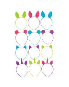 Animal Ear Headband Assortment