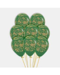 Army Latex Balloons