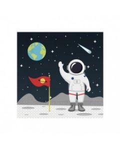 Astronaut Paper Napkins