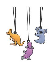 Australian Animal Charm Necklaces