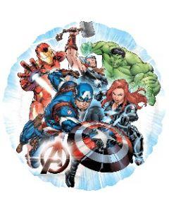 Avengers Animated Balloon