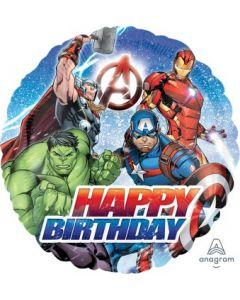 Avengers Animated Birthday Balloon