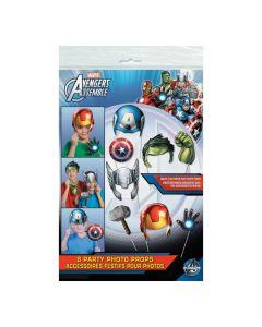 Avengers Assemble Photo Stick Props