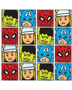 Avengers Team Power Paper Napkins
