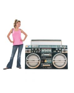 Awesome 80s Boom Box Stand-Up