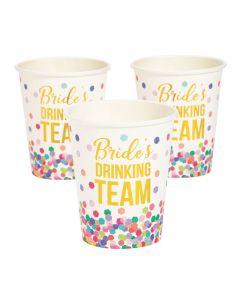 Bachelorette Bash Paper Cups