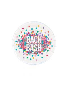 Bachelorette Bash Paper Dessert Plates