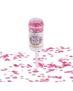 Bachelorette Bash Push-Up Confetti Poppers