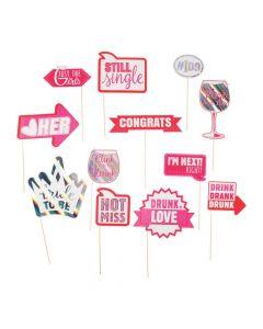 Bachelorette Party Photo Stick Props