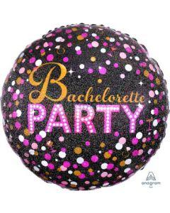Bachelorette Sassy Party Holographic Jumbo Balloon
