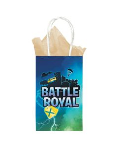 Battle Royal Kraft Paper Gift Bags