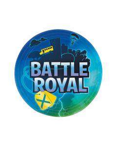 Battle Royal Paper Dinner Plates
