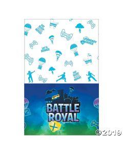 Battle Royal Paper Tablecloth
